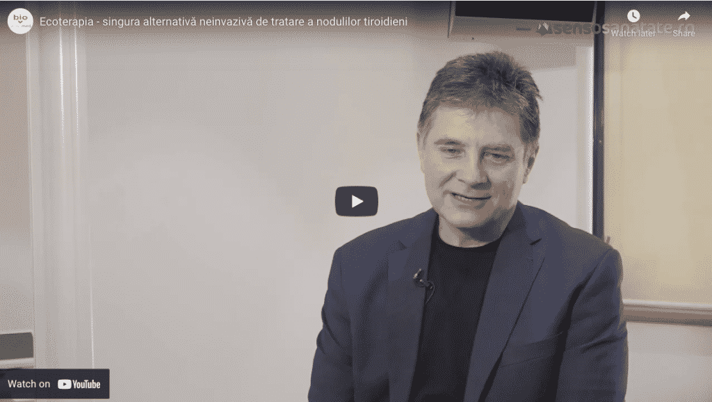 Ecoterapie home page interviu Dr. Cornel Lungu